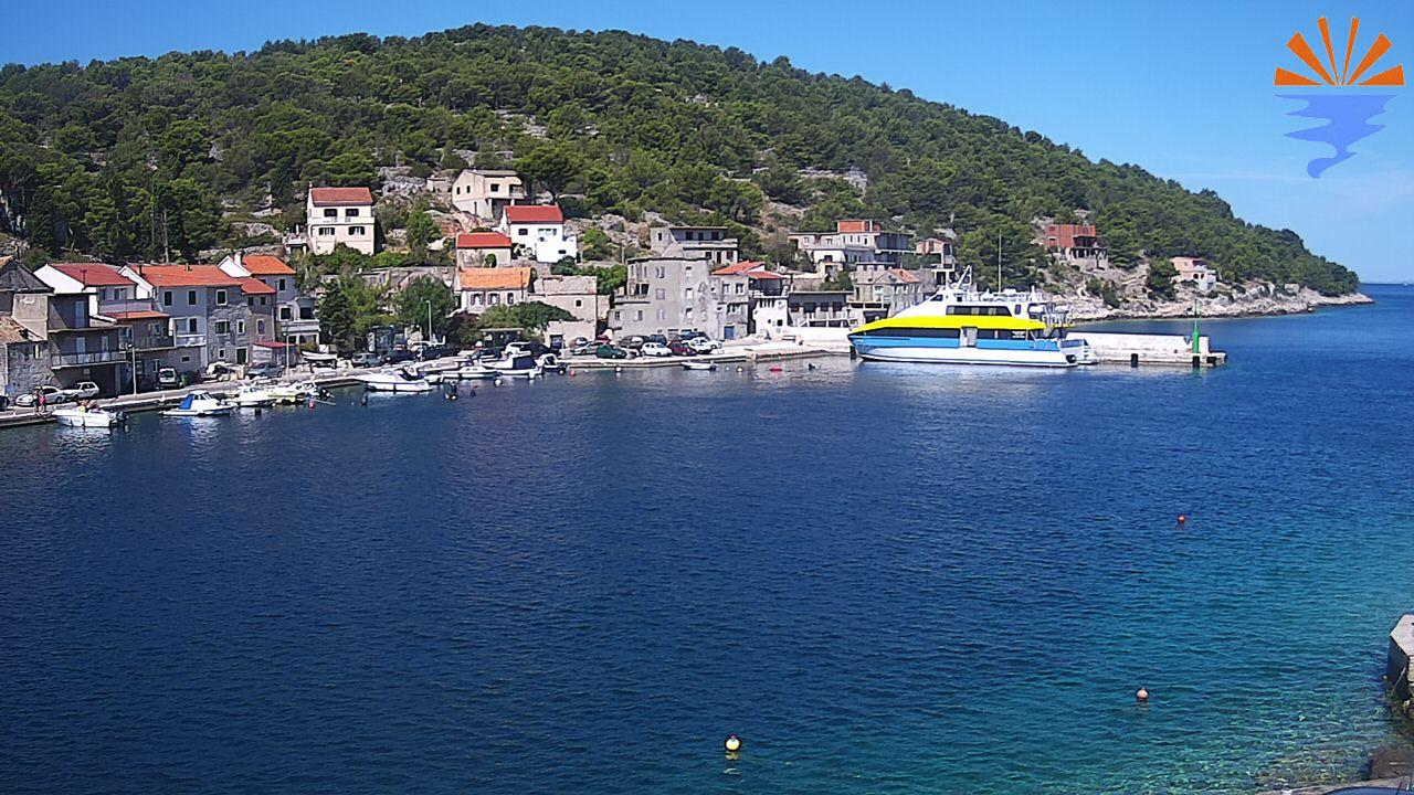 Žirje – Bucht Muna Webcam Live